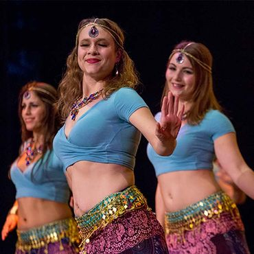 belly dance events